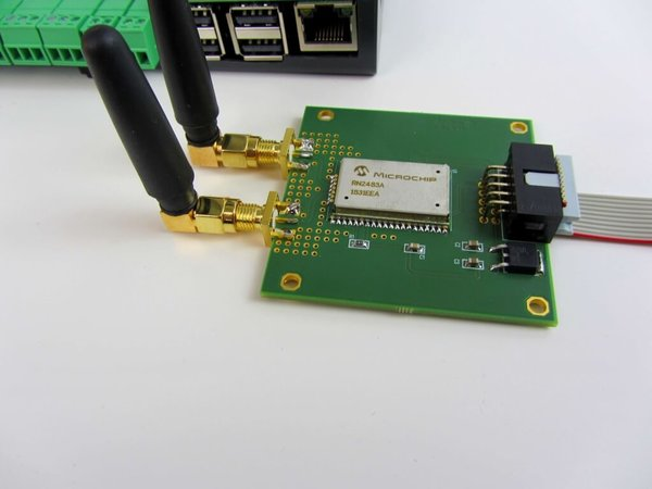 Modem for Andino IO with antenna